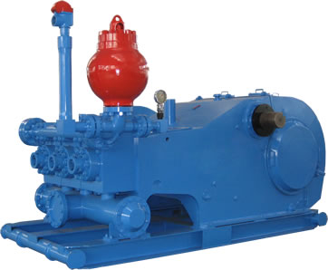 1600 HP triplex mud pump