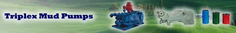 SD-12-P-160 Triplex Mud Pump Supply